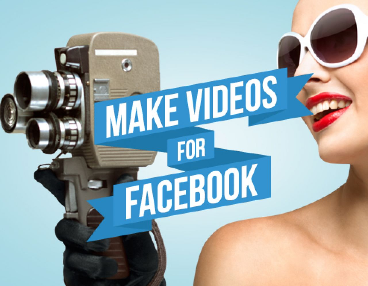 Make videos for facebook