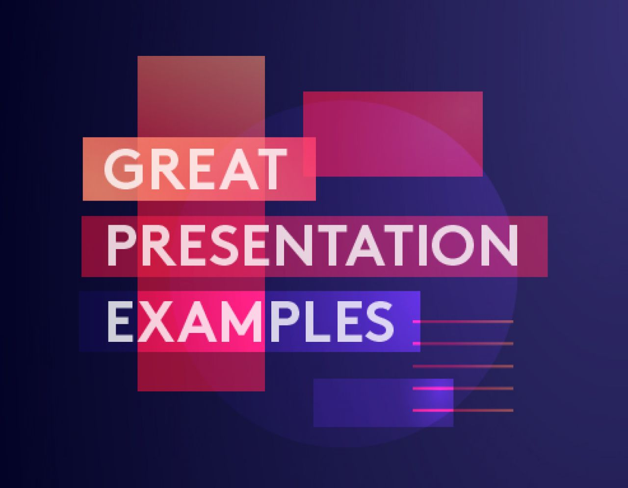 23 Great Presentation Examples That Really Work | Biteable