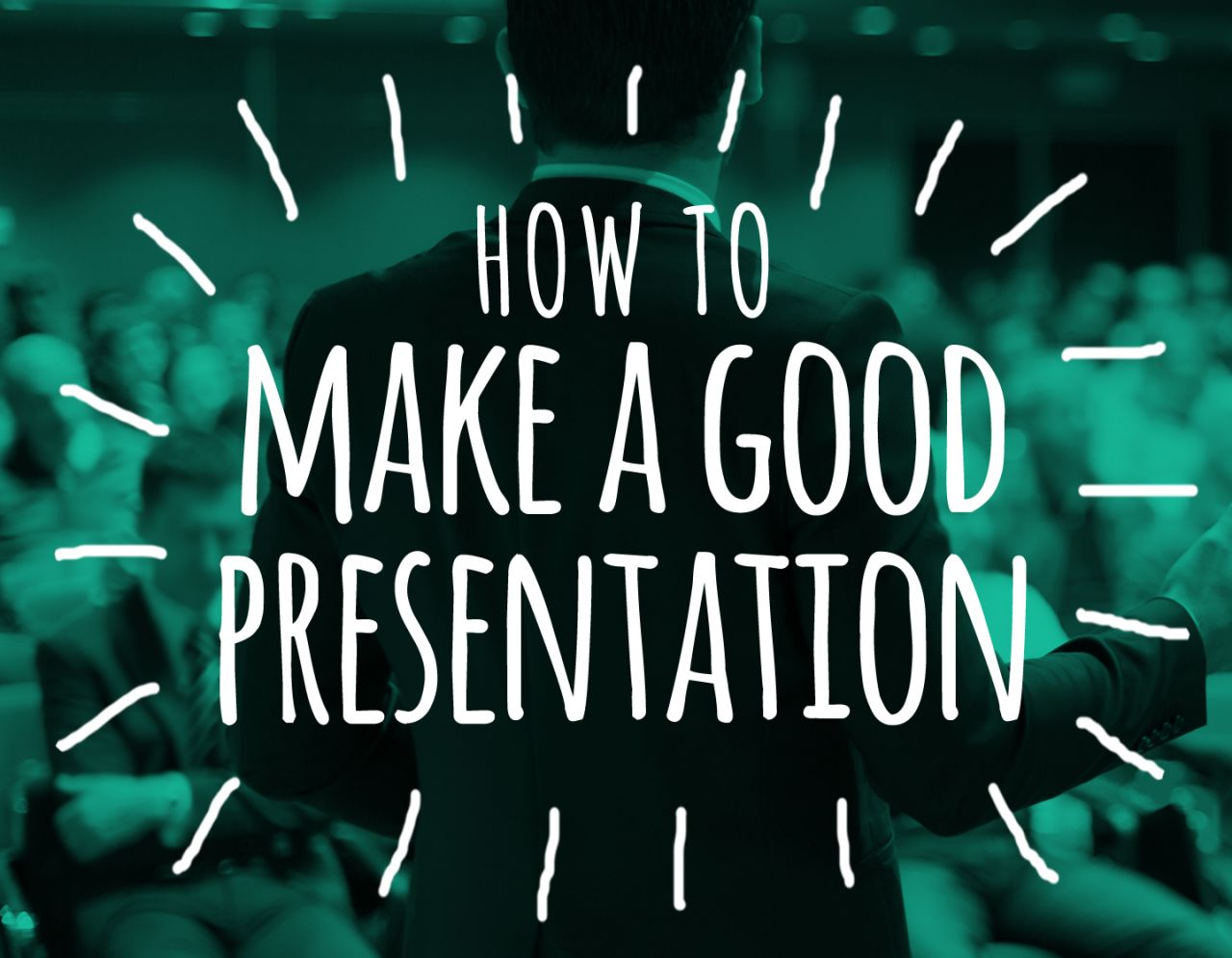 how to write a great presentation