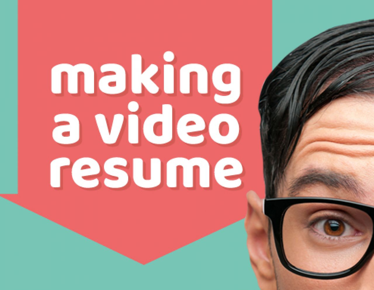 making a video resume
