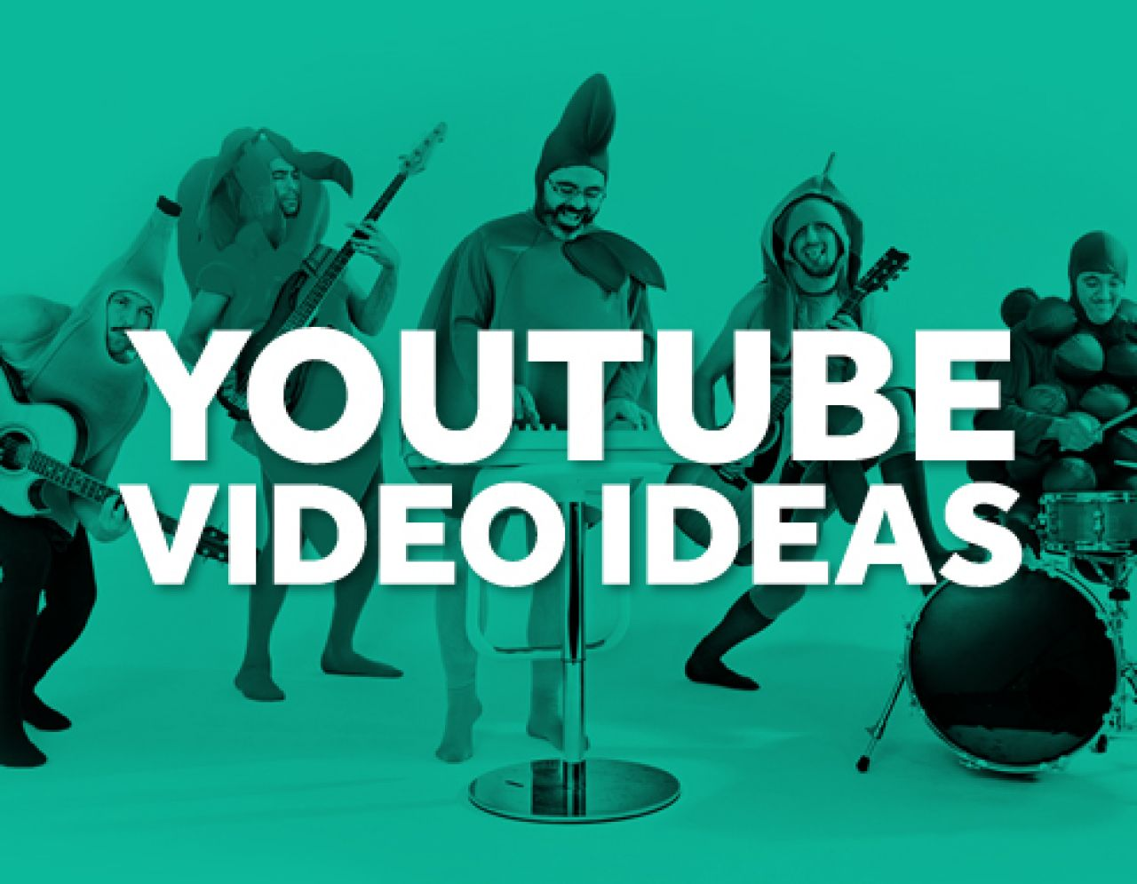 YouTube Video Ideas: The Ultimate List | Biteable