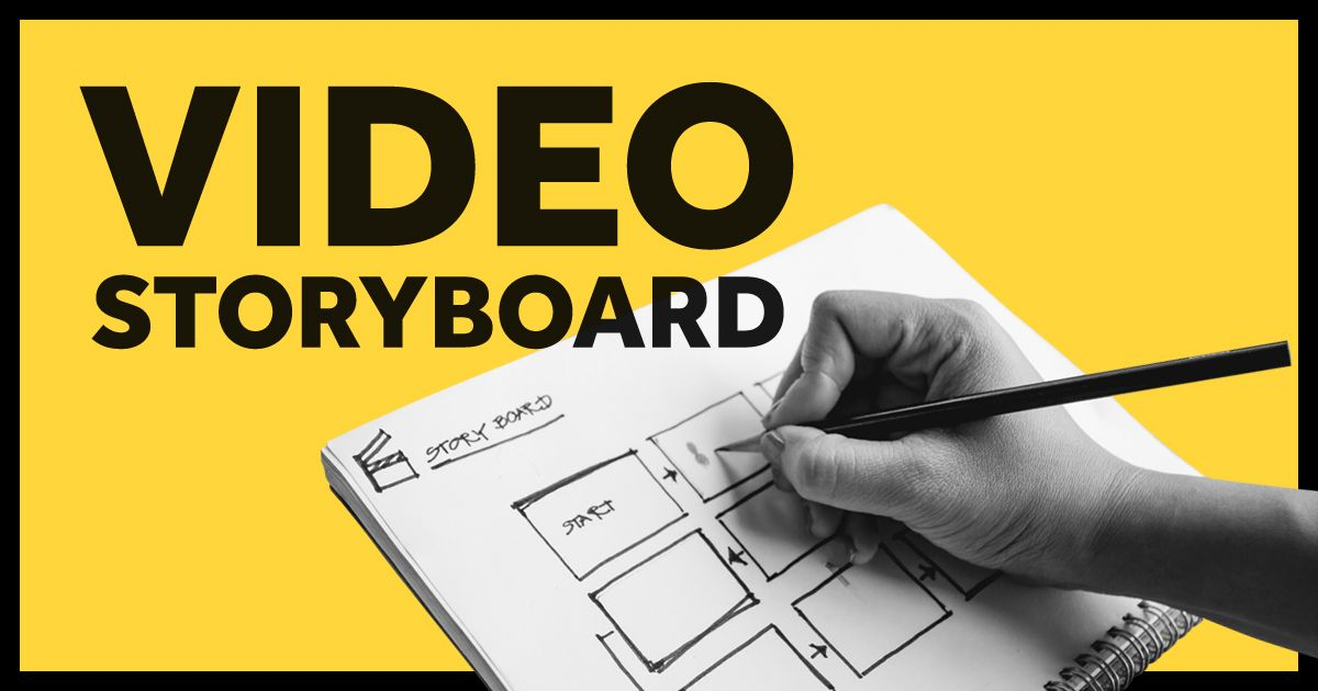 making a video storyboard