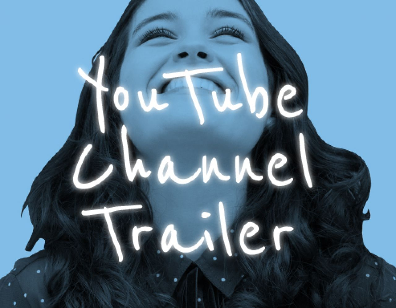 how to change youtube channel trailer