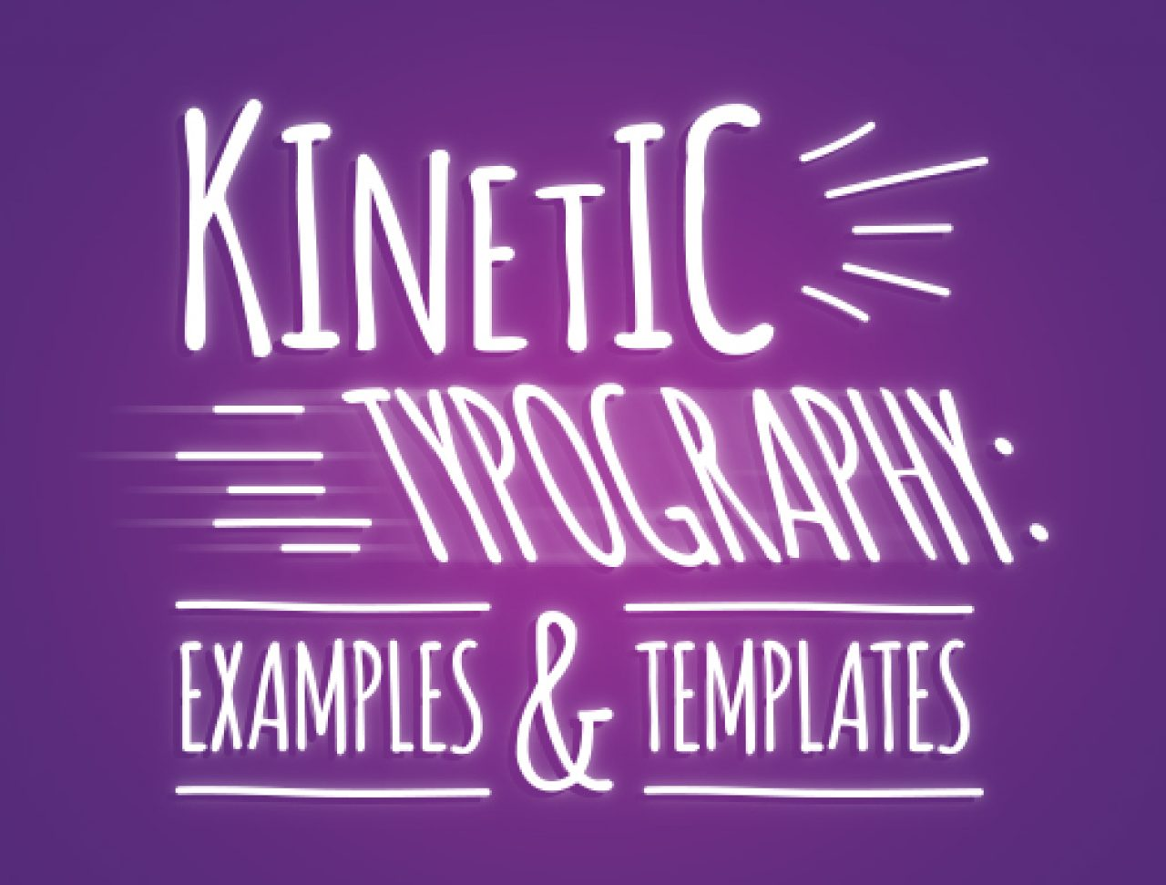 Animated Text Generator | Online Kinetic Typography Software | Biteable