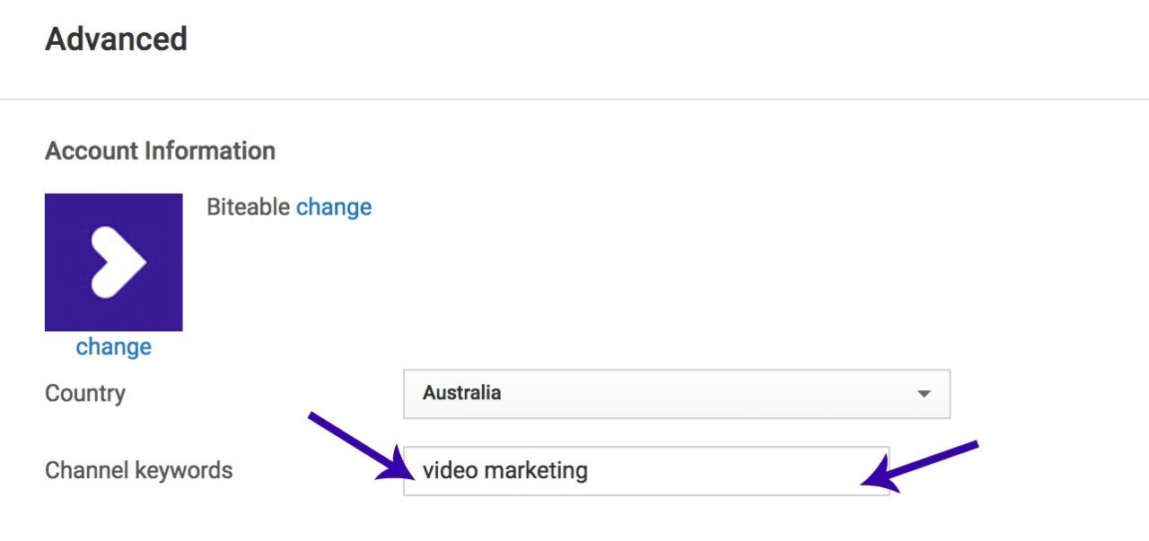 how to search youtube descriptions