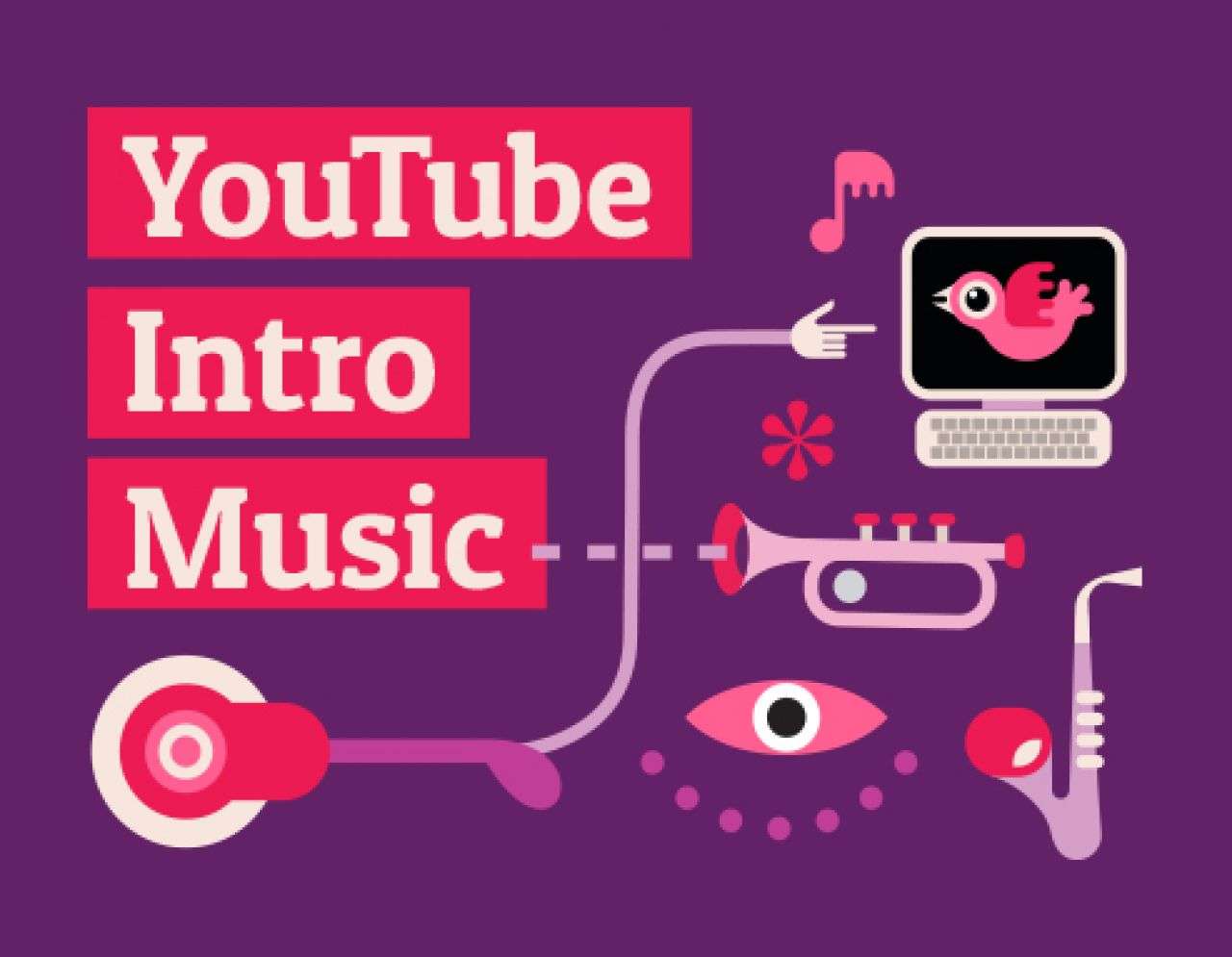 YouTube Intro Music | Biteable