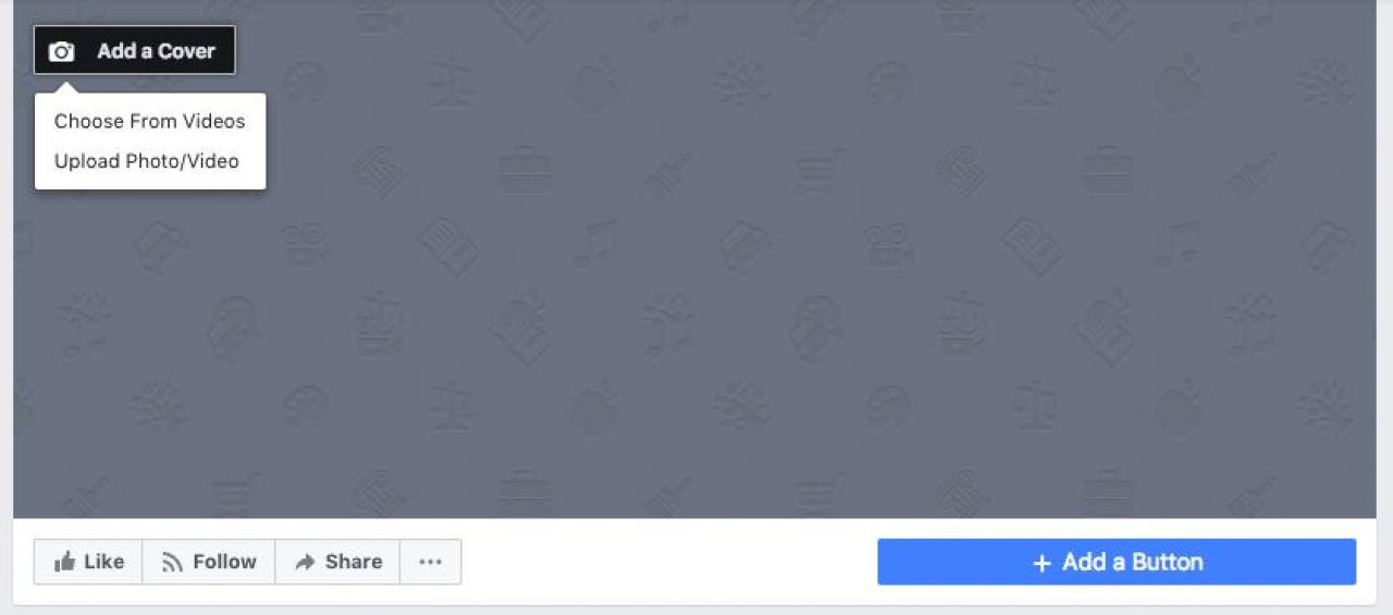 Facebook Cover Video Guide Specs Size Dimensions Biteable