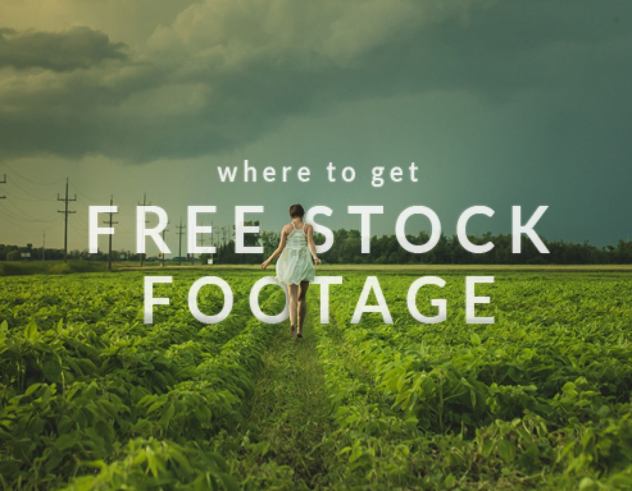 where to get free stock footage