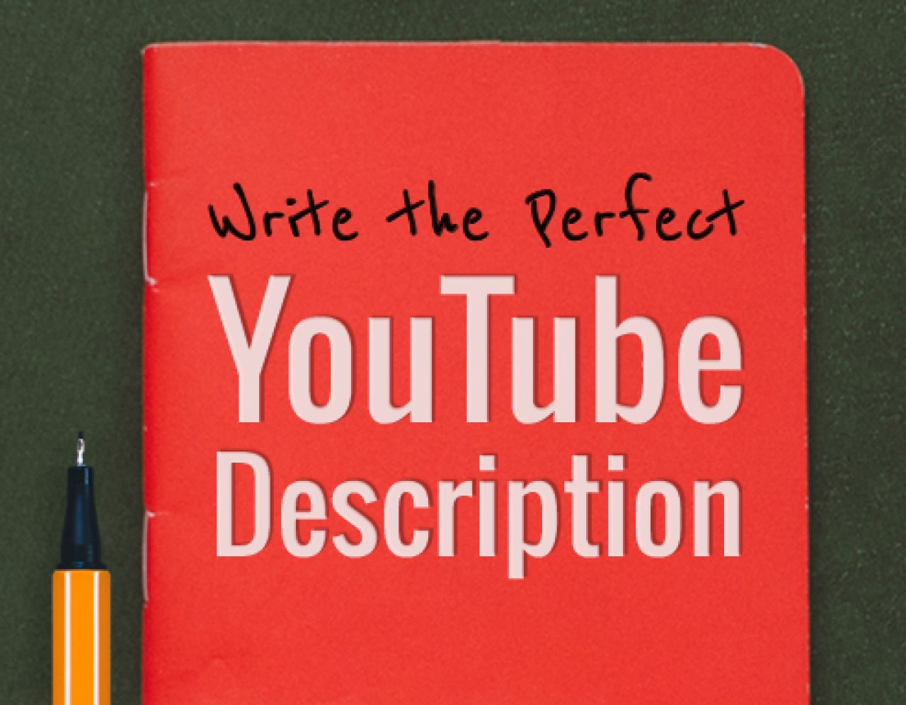 Write The Perfect Youtube Description Biteable
