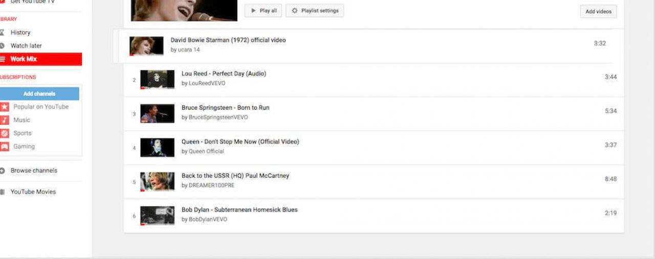 How To Make A Youtube Playlist Biteable