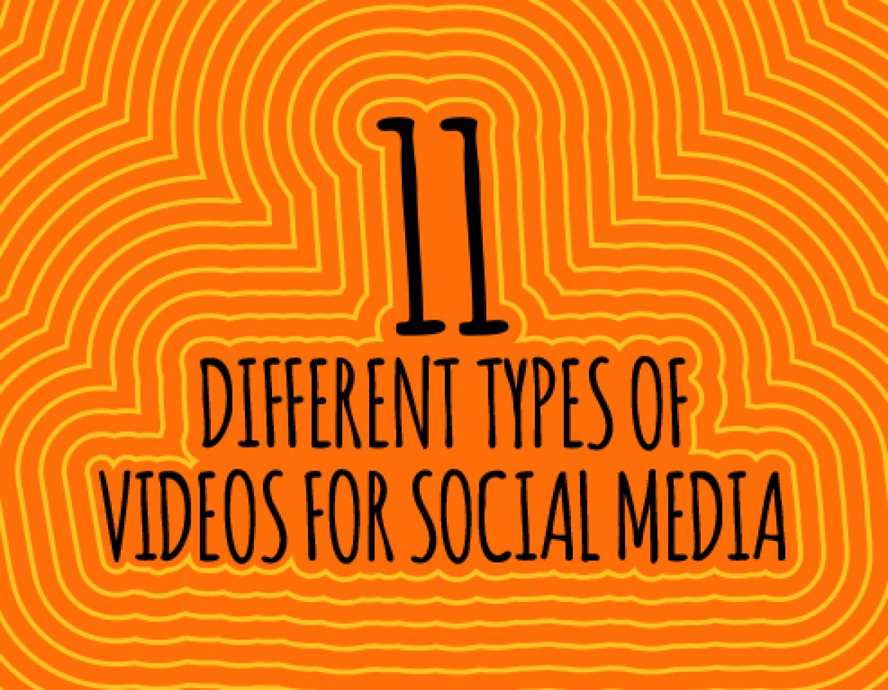11 Different Types Of Videos For Social Media   Biteable