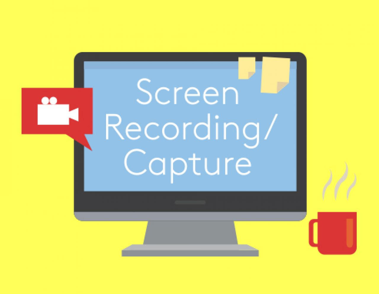 How To Record Your Computer Screen (after Closing Anything