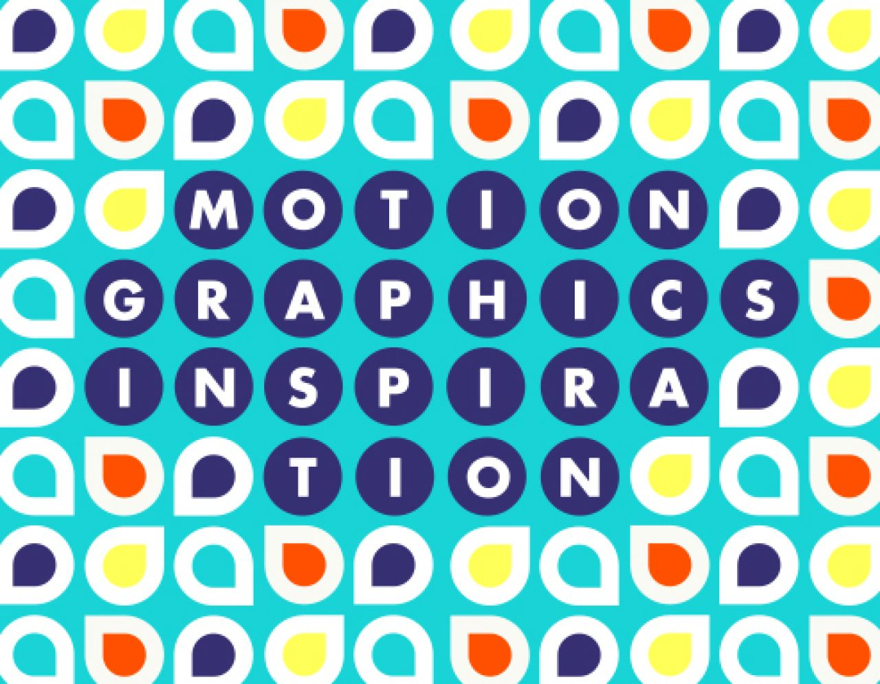 Motion Graphics Inspiration: The Best Motion Graphics From