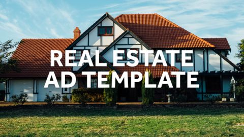 Free video templates stock footage effects real estate video ad edit video stopboris Choice Image