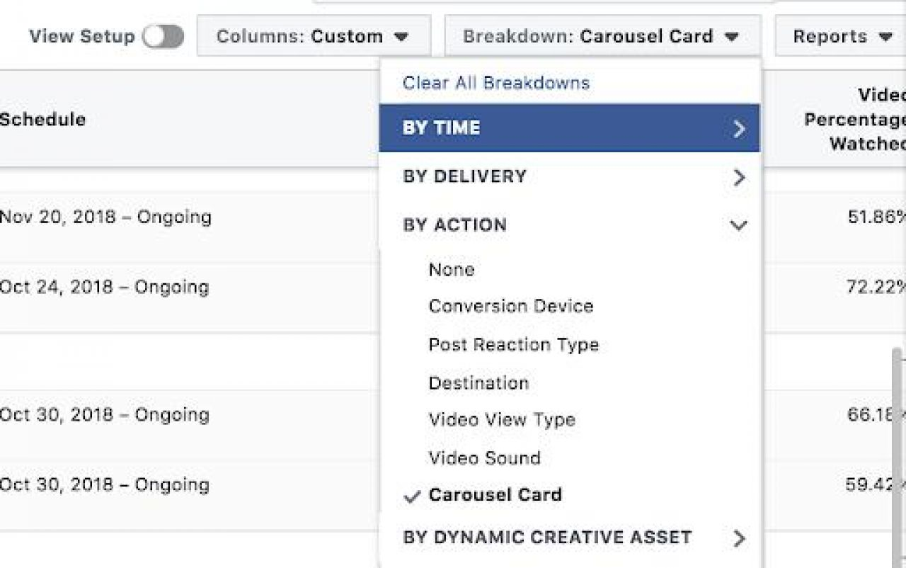 Facebook Carousel Campaigns | How To Make With Video | Biteable