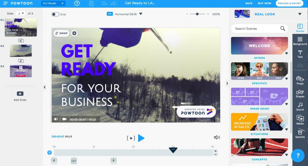 free online video maker and editor