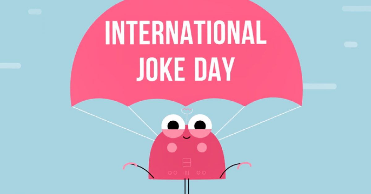 International Joke Day Video Template Biteable